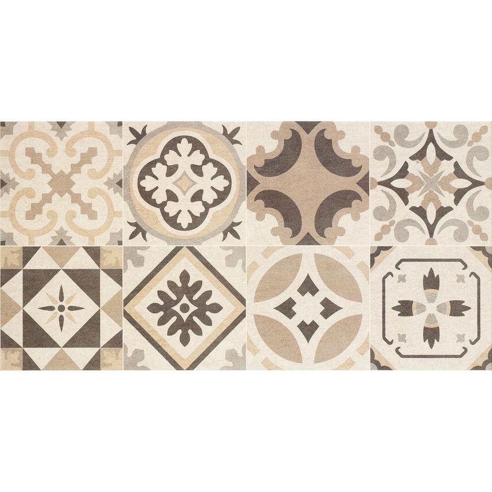 Wandtegels 30x60 grijs mooie decoratieve grijze kleur zeshoek metro tegels voor wand en - Grijze wand taupe ...