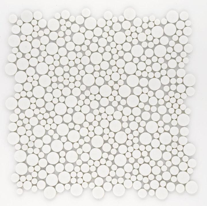 Stucco Plaster Blanco Mozaïek